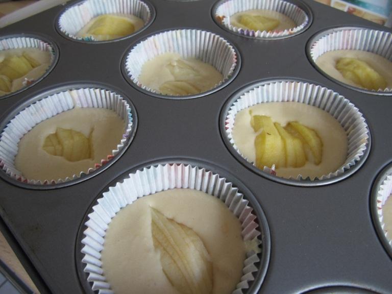 Apfelmuffins Mainbacken
