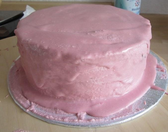 Mainbacken Himbeer Brownie Torte (25)
