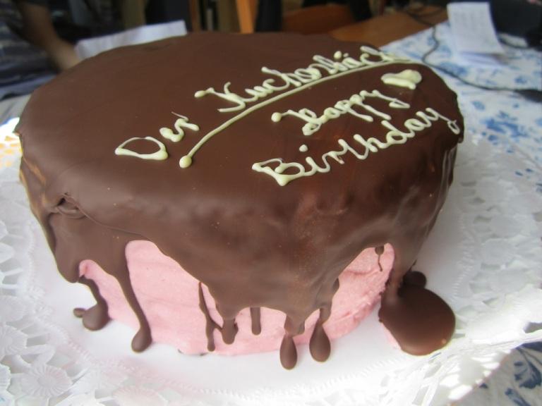 Mainbacken Himbeer Brownie Torte (33)