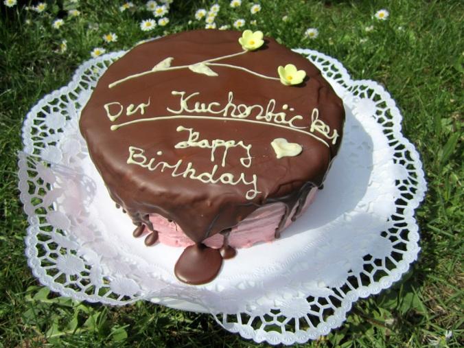 Mainbacken Himbeer Brownie Torte (47)