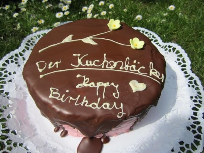 Mainbacken Himbeer Brownie Torte (53)