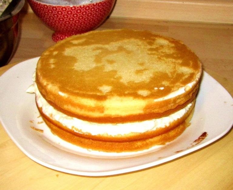 Zitronenkuchen mit Marzipan (11)