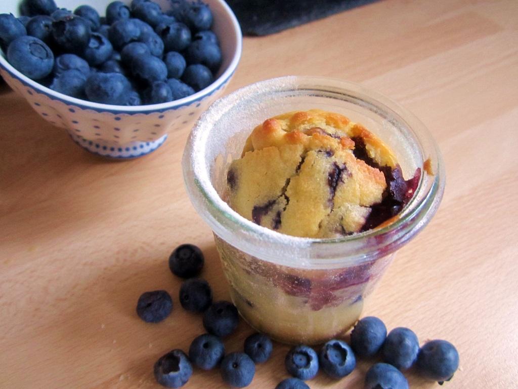 Blueberry Muffins Blaubeer (7)