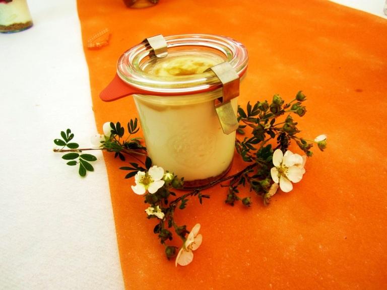 Zitronen Creme im Glas Sommer Dessert (2)