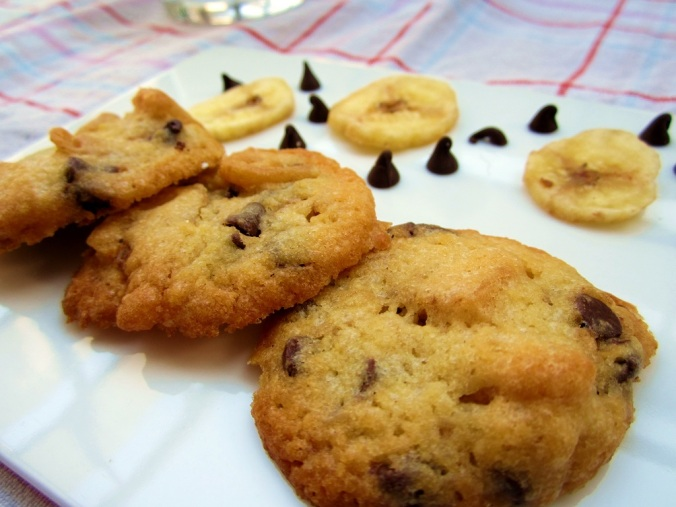 American Cookies Chocolate Chip Banana (4)