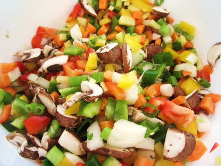 Gemüsequiche Vegetarian Quiche (6)