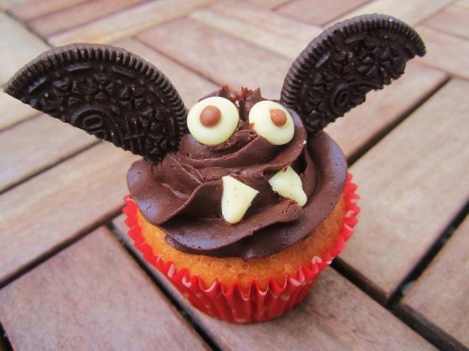 Cupcake Bat Fledermaus