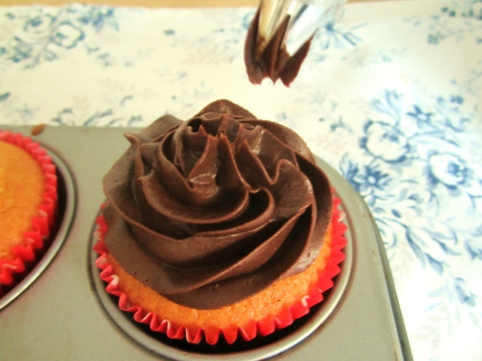 Cupcakes Halloween Spinnennetz (4)