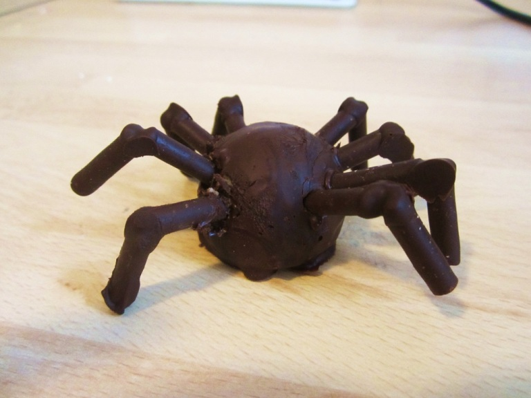 Spinne Cake Pop Halloween (14)