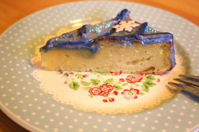 Frozen Cake Elsa (11)