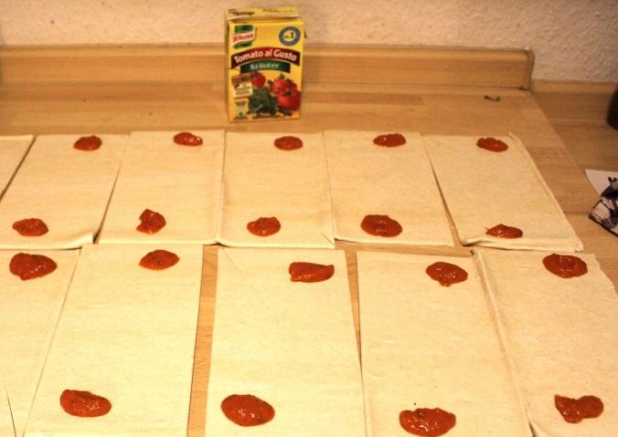Käse-Tomaten Croissants (3)