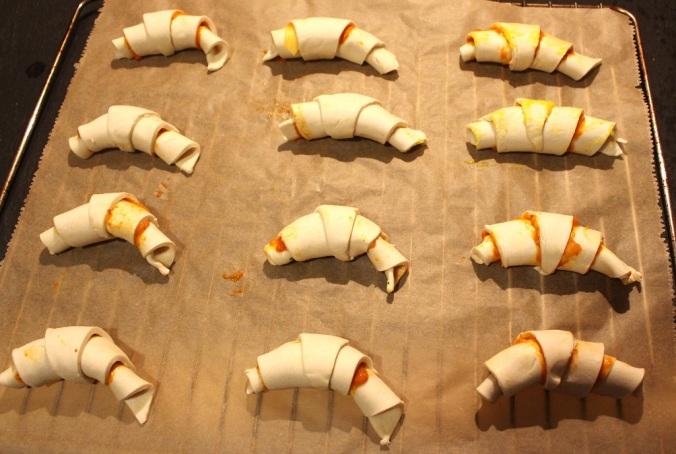 Käse-Tomaten Croissants (6)