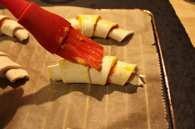 Käse-Tomaten Croissants (7)
