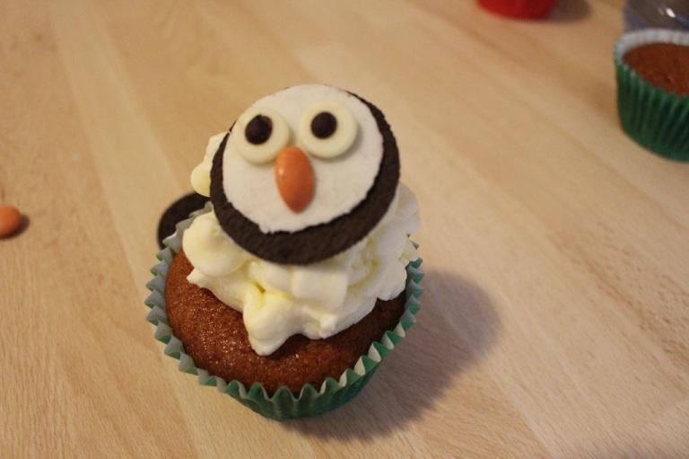 Oreo Pinguin Cupcake (10)