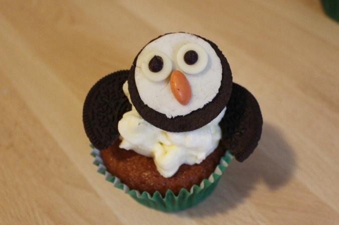Oreo Pinguin Cupcake (11)