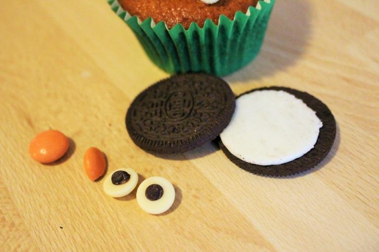 Oreo Pinguin Cupcake (5)