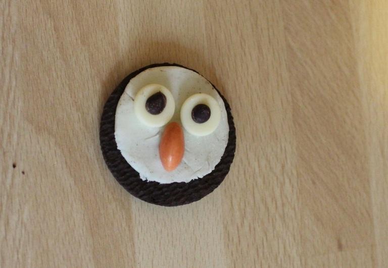 Oreo Pinguin Cupcake (8)