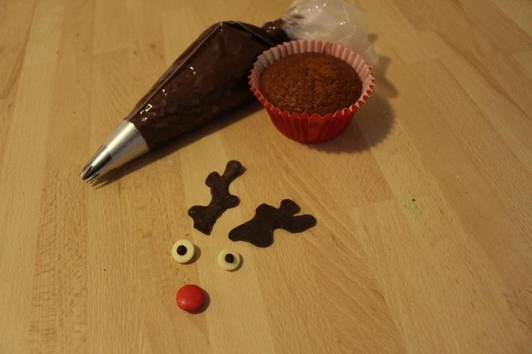 Rentier Cupcake Rendeer (10)