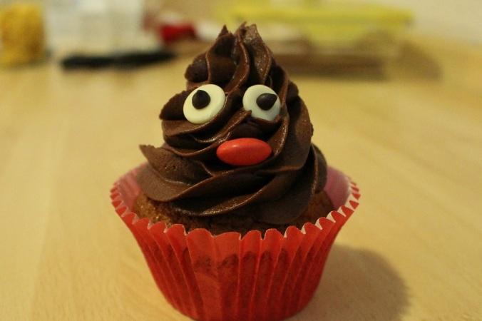 Rentier Cupcake Rendeer (4)