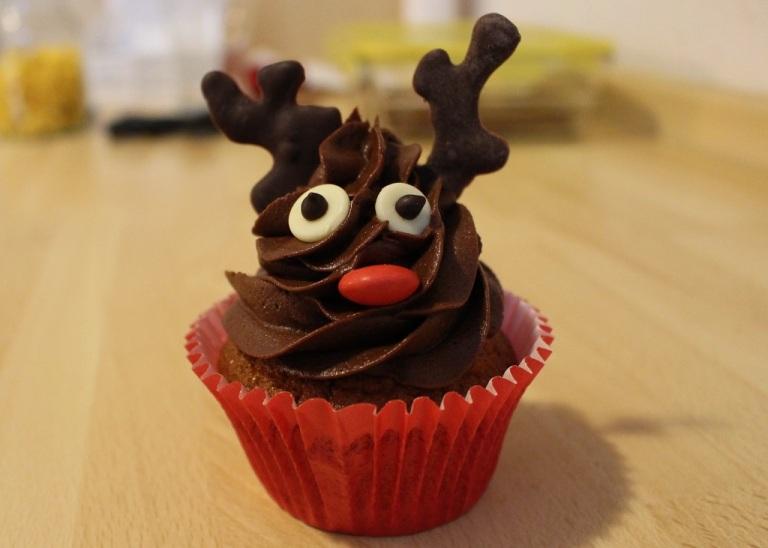 Rentier Cupcake Rendeer (5)