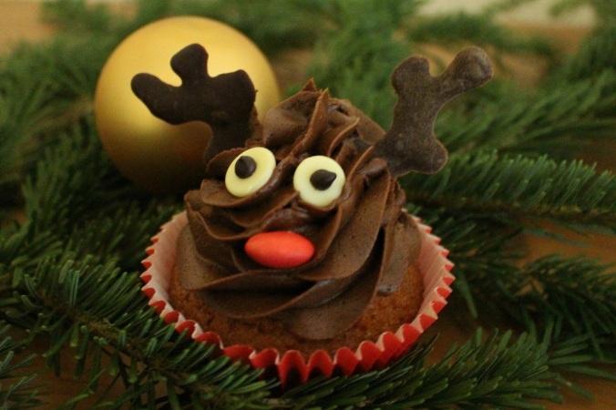 Rentier Cupcake Rendeer (6)