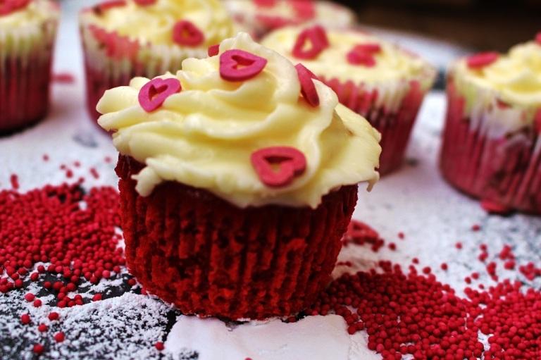 Red Velvet Cupcakes (5)
