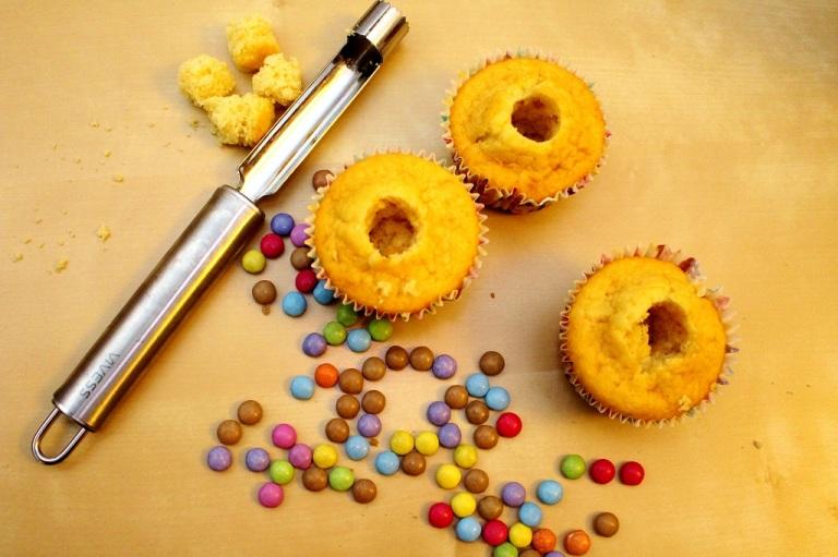 Funfetti Confetti Cupcake (3)