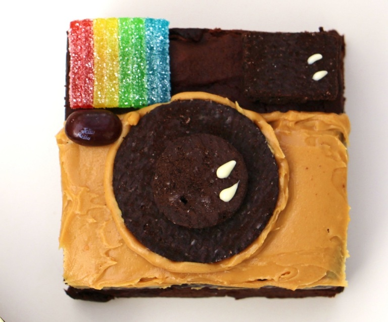 Instagram Brownies
