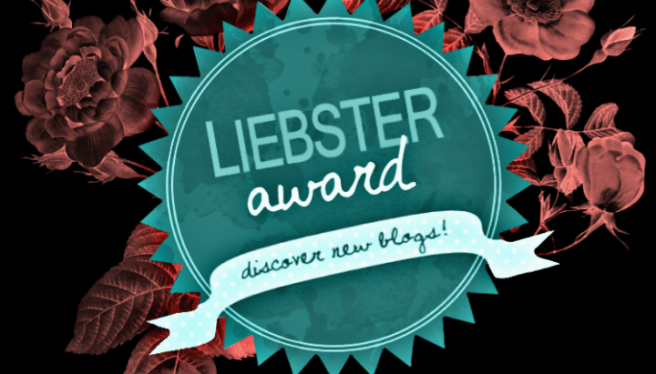 Nominierung: Liebster Award