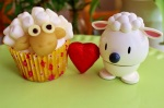 Schaf Sheep Cupcake (9)