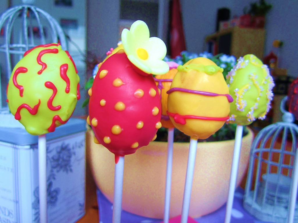 Egg Pops Cake Pops Easter (2)