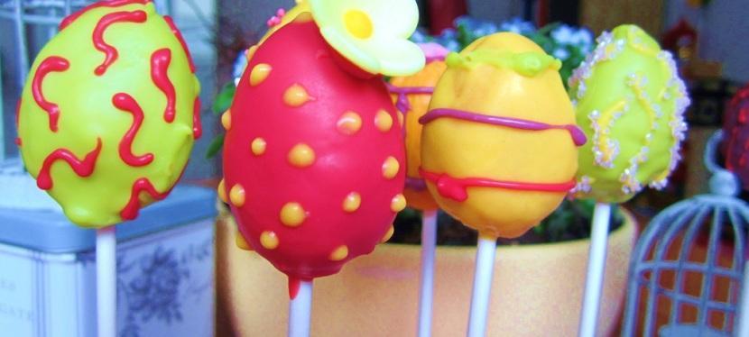 Oster Eier Cake-Pops