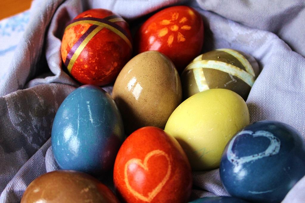Eier natürlich färben (5)