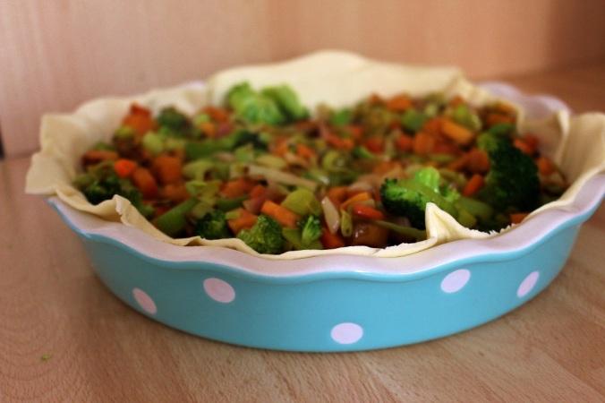 Gemüse Quiche (3)