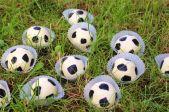 Fußball Cake Pops