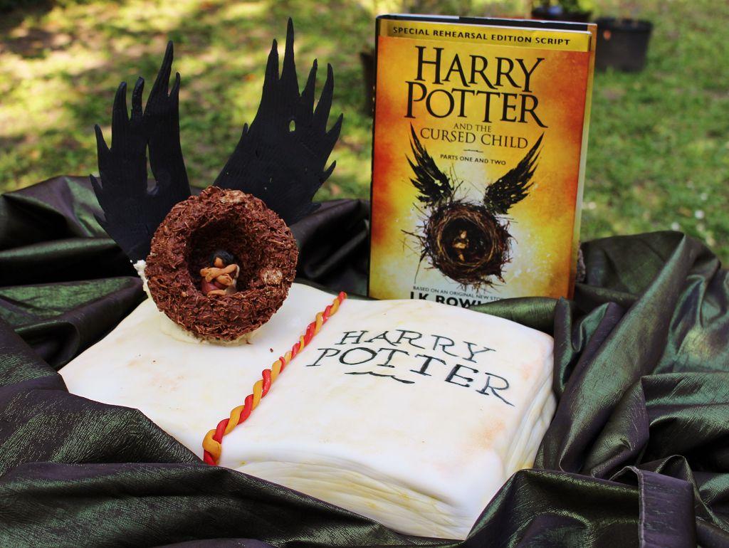 Harry Potter Cake Cursed Child 21