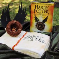 Harry Potter Kuchen