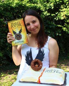 Harry Potter Cake Cursed Child (27)