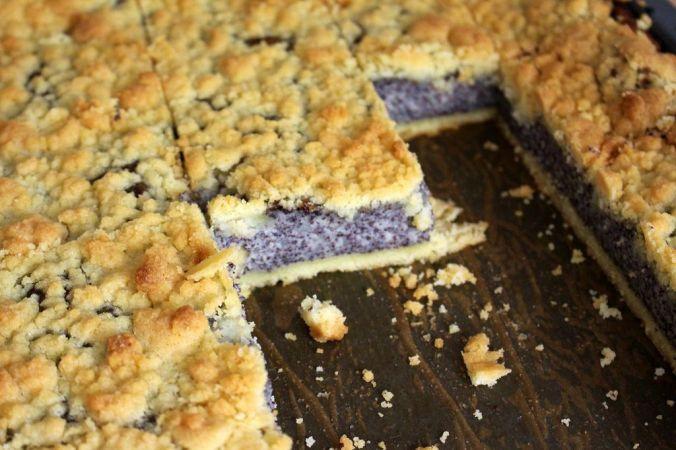 Mohnkuchen mit Gries (1)