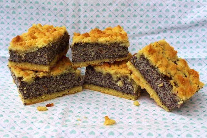 Mohnkuchen mit Gries (10)