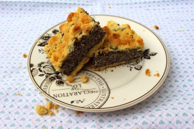 Mohnkuchen mit Gries (12)