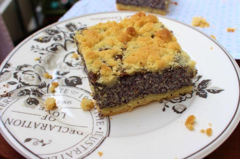 Mohnkuchen mit Gries (14)