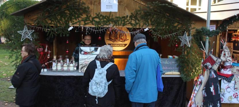 Besucht mich auf dem Weihnachtsmarkt!