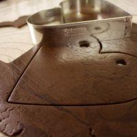 Lebkuchenherzen selbst machen
