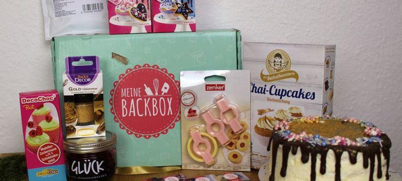 Meine Backbox: Weihnachtsedition