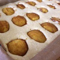 Apfelkuchen mit Apfelmus