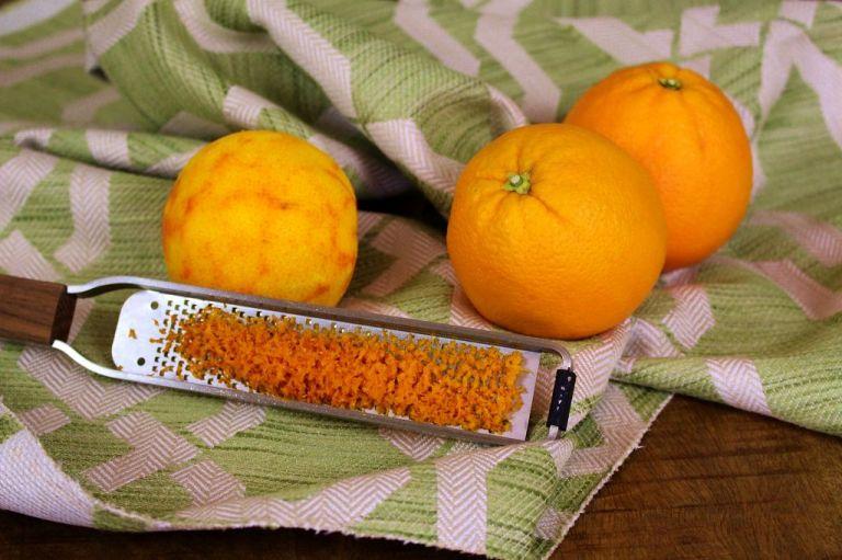 Orangen Kokoskuchen Vom Blech Mainbacken