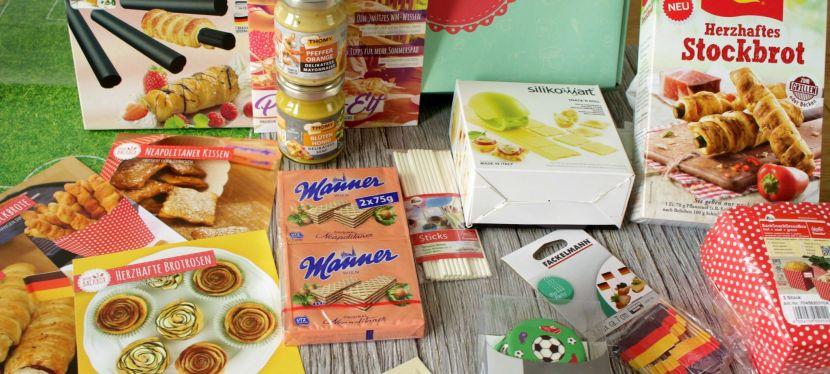 Schnelle Schlemmer-Stangen süß & herzhaft (Geburtstags-Special!)