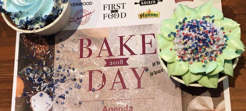 Burda Bake Day 2018 inBerlin