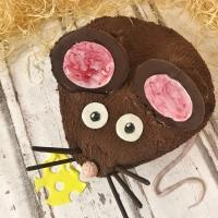 Maus Kuchen (eigentlich eine Ratte...)
